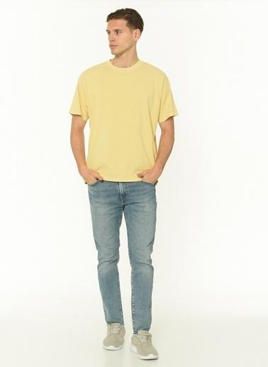 Levi's® Erkek Tişört Vintage 39856-0003 Sarı